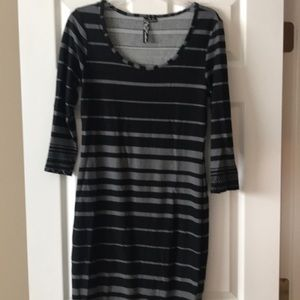Dresses & Skirts - Striped sweater dress